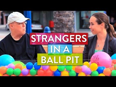 SoulPancake hits the streets to see what happens when two strangers sit in a ball pit… and talk about life's big questions. New videos every weekday!