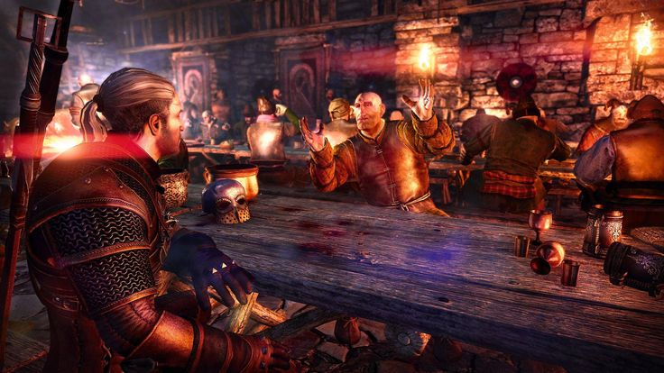 Blood, Gore, And Ciri In New Witcher 3 Trailer - http://www.gizorama.com/2015/news/blood-gore-and-ciri-in-new-witcher-3-trailer