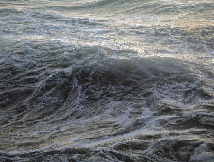 Awesome!  Ran Ortner: oil  I haven't been moved like this by oil paintings since Rembrandt!
