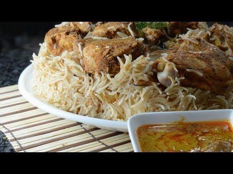 207 best vahrehvah images by janaki bandari on pinterest cooking chicken biryani arabic makloubeh rice by vahchef vahrehvah youtube forumfinder Gallery
