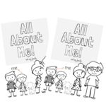 Best 25+ All about me worksheet ideas on Pinterest
