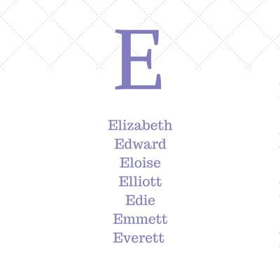 Timeless Southern Baby Names That Start with E