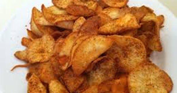 Resep Keripik Singkong Maicih Dan Cara Membuat Keripik Singkong Pedas Ala Maicih Lengkap Dengan Bahan Bahan Keripik Singkong Pedas Resep Makanan Keripik