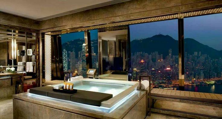 The ritz -carlton- Hong Kong