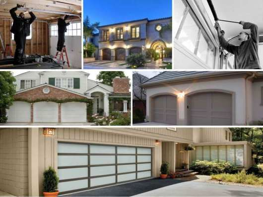 garage door replacement panels installation and service How to Repair a Garage Door