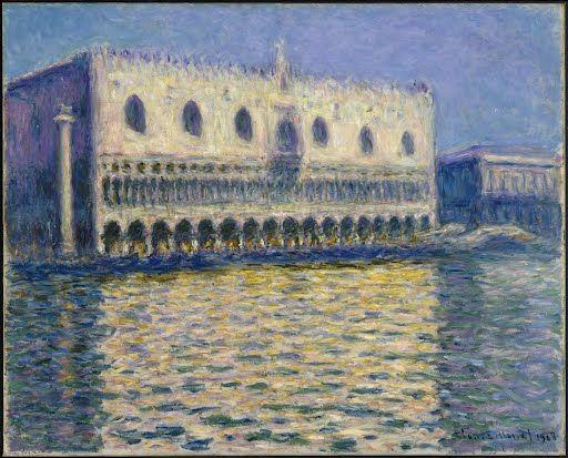 The Doge's Palace (Le Palais ducal) - Claude Monet — Google Arts & Culture