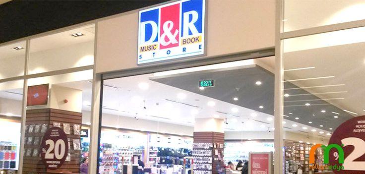 Doğan Grubu'ndan bir satış daha: D&R satılıyor! Devamı; http://www.rellablog.com/dogan-grubundan-bir-satis-daha-dr-satiliyor/ #Rellamedya #Teknoloji #D&R