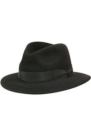 Hombre Sombreros - Borsalino Marengo II Fedora sombrero de fieltro de pelo de conejo Fieltro – 55