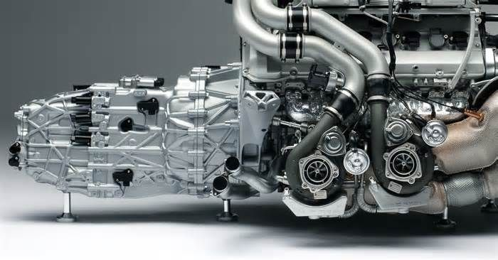It's Totes Normal to Crave This $9,400 Bugatti Chiron Engine Replica a Bugatti Chiron. But if you've got $10,000, instead of plopping down a nice down payment on a normal person's car, consider spending it on your very own Chiron engine replica. The miniaturized power plant is the work of Amalgam, an English company ...