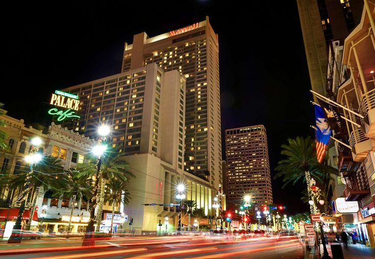 #38 New Orleans Marriott   Meeting Rooms: 50   Sleeping Rooms: 1,333   Total Meeting Space: 85,000
