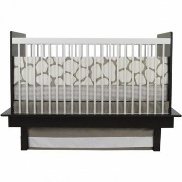 Oilo 3 Piece Crib Bedding Set (Taupe Cobblestone) - www.rightstart.com: Modern Cribs, Baby Beds, Cribs Sets, Cribs Beds, Modern Nurseries, Baby Rooms, Studios Couch, Nurseries Ideas, Oilo Cobblestone