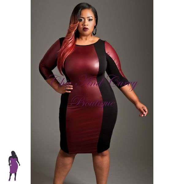 plus size attire wedding guest
