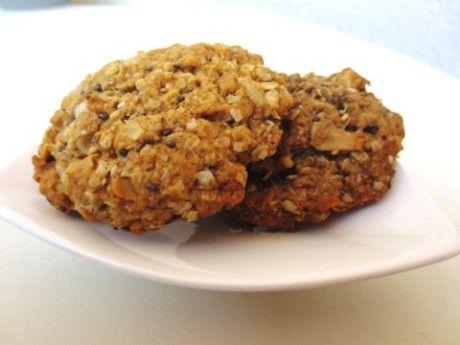 Recept na sušenky z ovesných vloček: Rychlá svačina nebo mlsání