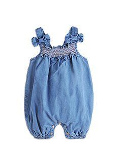 Pumpkin Patch baby kids fashion spring/summer collection 2013 soft denim dungarees