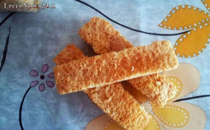 Stanca di brioche e plumcake? Ecco le pasterelle alla salentina per una colazione salutare e genuina.  Fragranti biscotti giganti, gustosi e caserecci per iniziare in modo diverso la giornata dei vostri bambini.