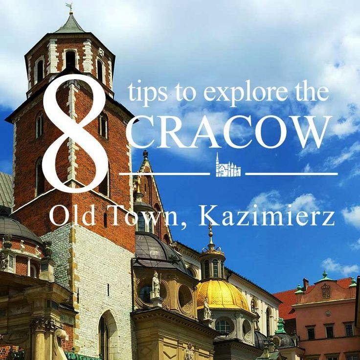 8 travel tips for Cracow, Poland! blondeonholidays.com