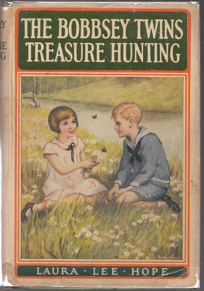 The Bobbsey Twins #Vintage Children's #Books   www.newpublisherhouse.com