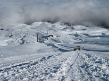 Ohakune skiing New Zealand