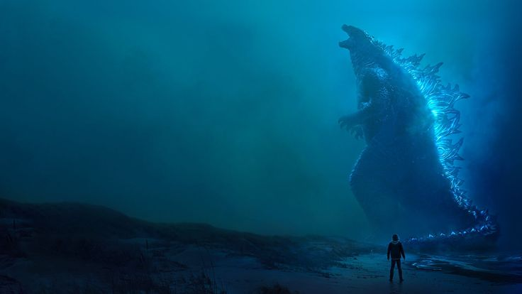 Godzilla King of the Monsters Desktop Wallpaper Godzilla