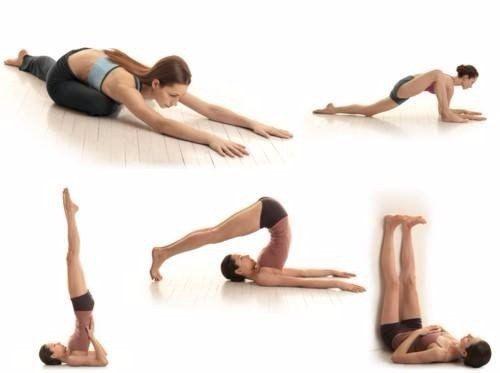 5 поз, которые запускают омолаживающие процессы в организме, заставляют его обновляться и восстанавливаться. Растяжка и инверсии всегда считались самыми удачными видами физической активности, которые регулируют процессы старения нашего тела. Занимайтесь и будьте здоровы!