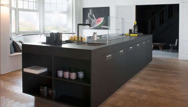 17 best images about keukens on pinterest modern kitchens house and black kitchens - Decoratie design keuken ...