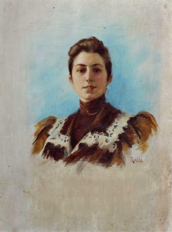 Πορτρέτο γυναίκας