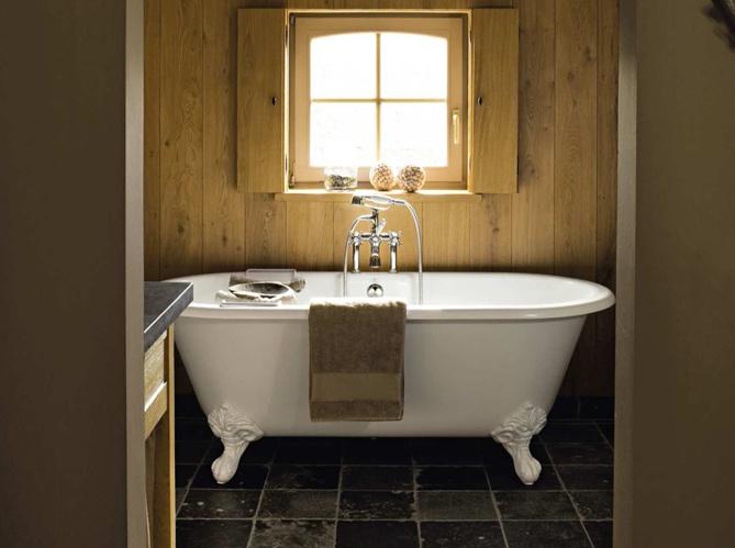Baignoire Rétro / Vintage Bathtub : Http://www.maison Deco.