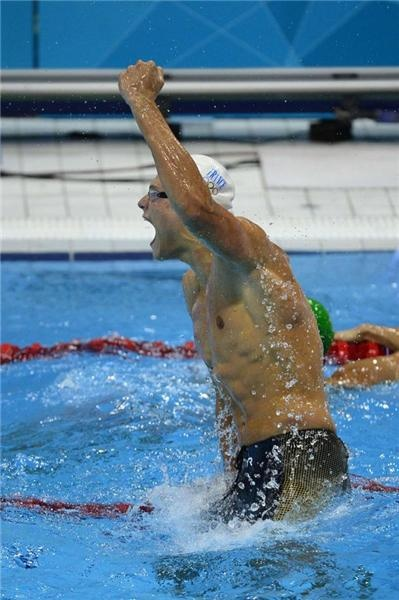 Florent Manaudou champion olympique sur 50m !