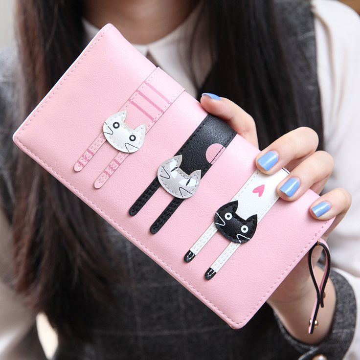 Adorable Kittens Wallet - Free Shipping!