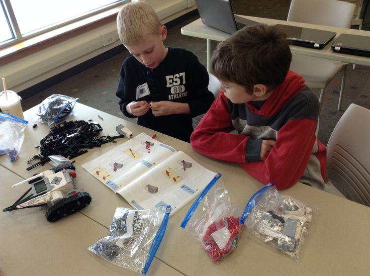 Lego Mindstorm beginner robotics | Classes and Events | Pinterest