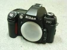 EXC++ Nikon F80 35mm SLR Film Camera Body Only from Japan
