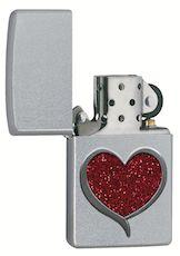 Zippo Glitter Heart( 29410) – Zippo Canada