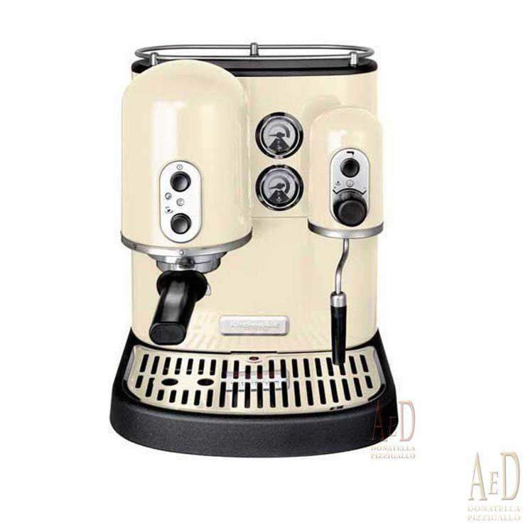 Vendita ONLINE KITCHENAID MACCHINA PER CAFFE' ESPRESSO ARTISAN SU AEDPIZZIGALLO.IT