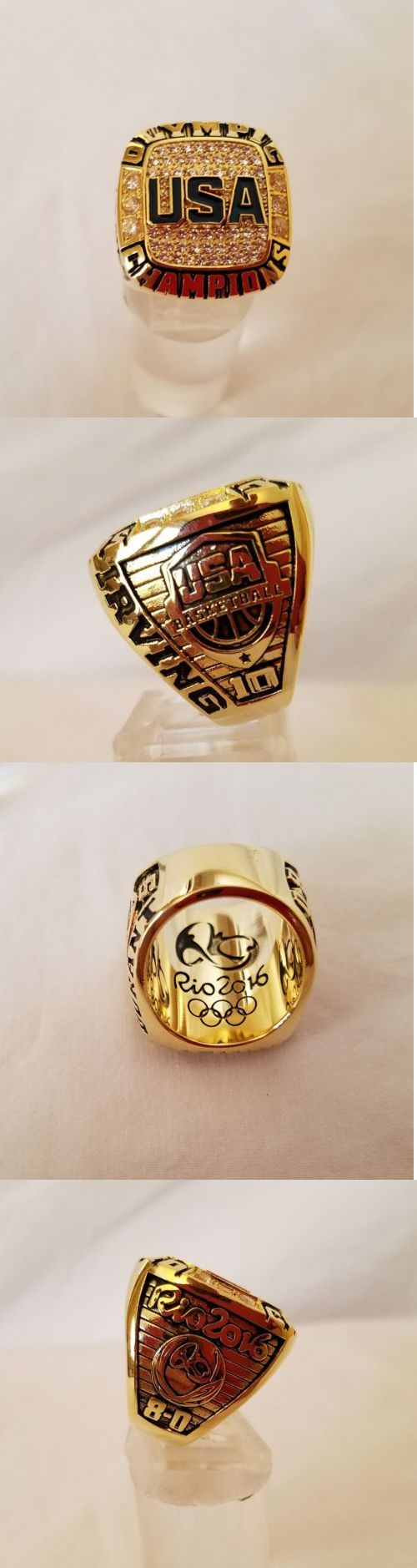 Olympics 27291: (Close Out) 2016 Olympic Mens Basketball Championship Ring (Kyrie Irving ) -> BUY IT NOW ONLY: $39.99 on eBay!