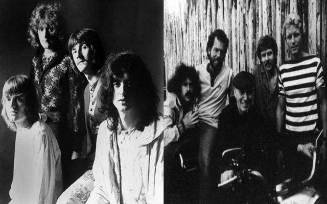 Los Angeles: una giuria deciderà se Stairway To Heaven è plagio di Taurus Il prossimo 10 maggio si terrà la prima udienza per verificare se Stairway To Heaven, mitica canzone dei Led Zeppelin, si stata creata violando il copywright di Taurus, canzone degli Spirit. E' quest #ledzeppelin #spirit #plagio #musica