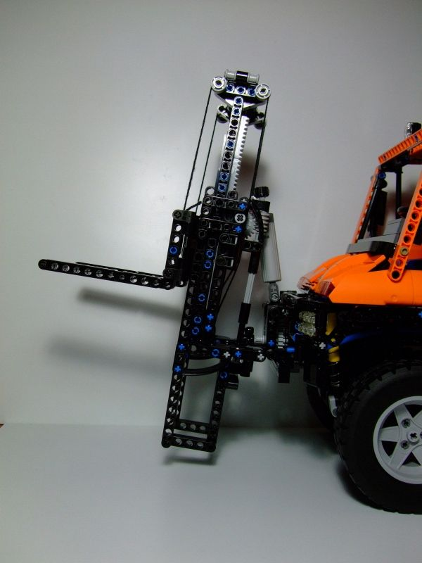 There are already so many MOCs, changes, improvements, and the attachments and equipment for the Lego Technic Unimog U400 #8110. This topic should collect a...