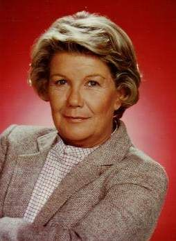 """Barbara Bel Geddes (1922 - 2005) Starred as Miss Ellie on the TV series """"Dallas"""", appeared in the movies """"Vertigo"""" and """"I Remember Mama"""""""