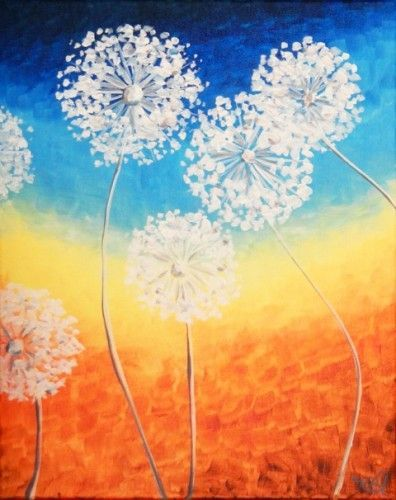 wine and canvas ideas - Google Search