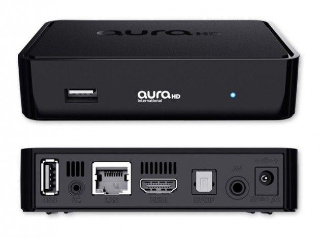 AuraHD International Second Edition IPTV   Satelittservice tilbyr bla. HDTV…