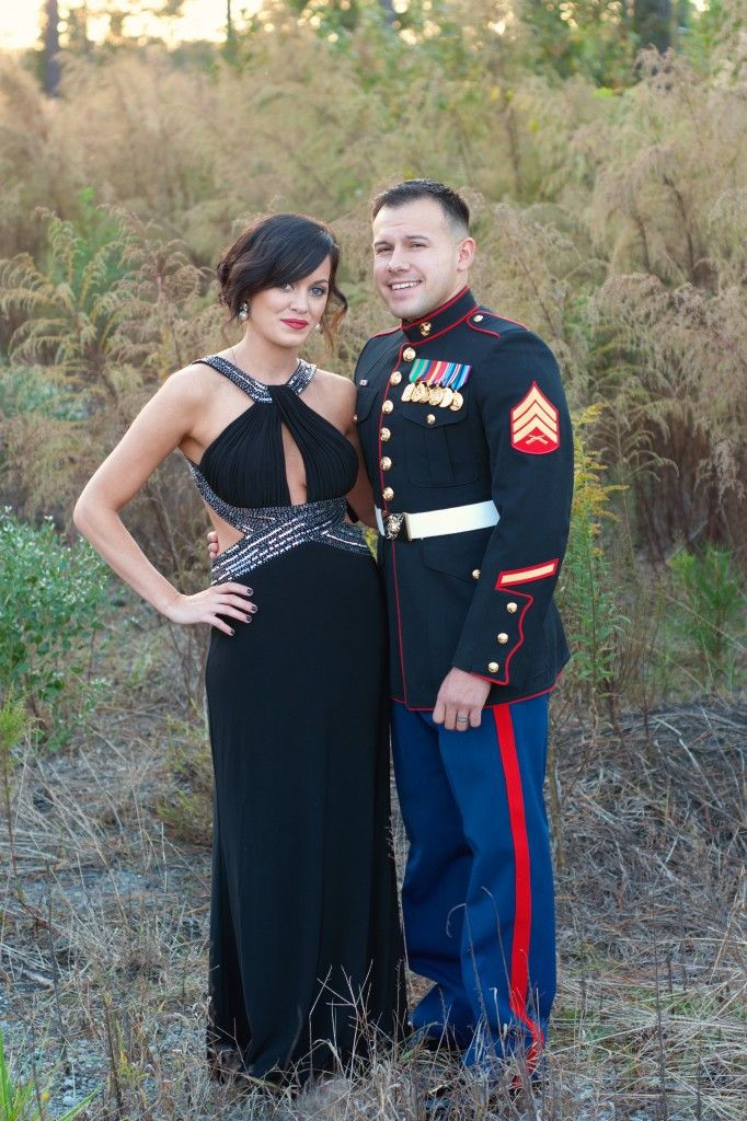 Marine Corp ball dress for this year? | Cute outfits | Pinterest ...