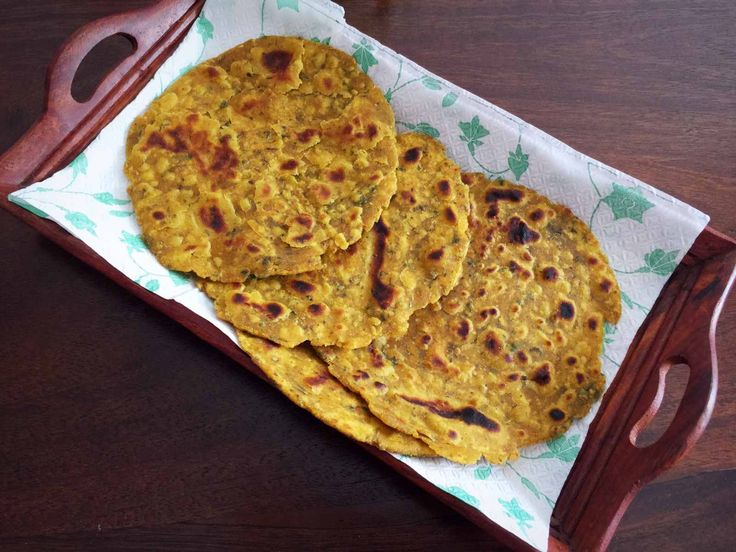 Masala Roti Recipe | Soft and Spicy Indian Flat Bread