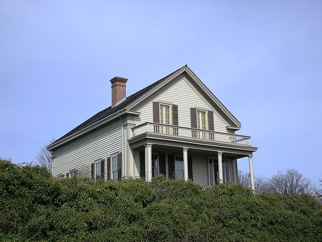 Haunted Place: The Rothschild House ADDRESS:  The Rothschild House  418 Taylor Street  Port Townsend, Washington 98368