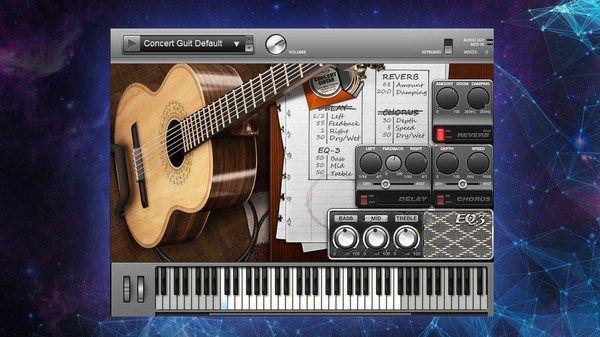 Music Maker 2016 Premium è uno studio virtuale straordinario, dotato di 6.500 suoni, controllo intuitivo per Drag & Drop, 17 strumenti e funzioni professionali per mixing e mastering . Le funzi…