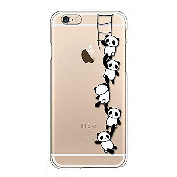 iPhone 6 Case Cover iPhone 6S Panda