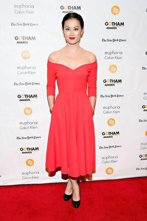 Gotham Awards: Olivia Cheng