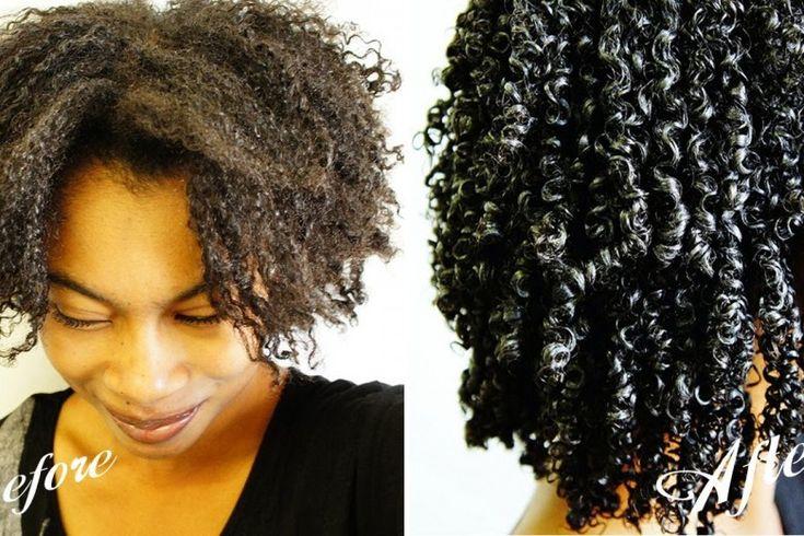 Comment bien réussir son Wash'N'Go sur cheveux crépus, frisés ?