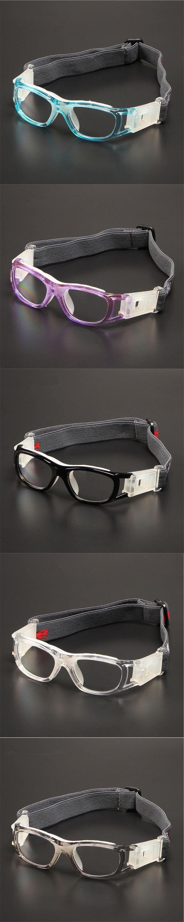 Sports glasses Basketball glasses Prescription glass frame football Protective eye Outdoor custom optical frame dx030