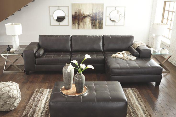Nokomis 2 Piece Sectional Ashley Furniture Homestore