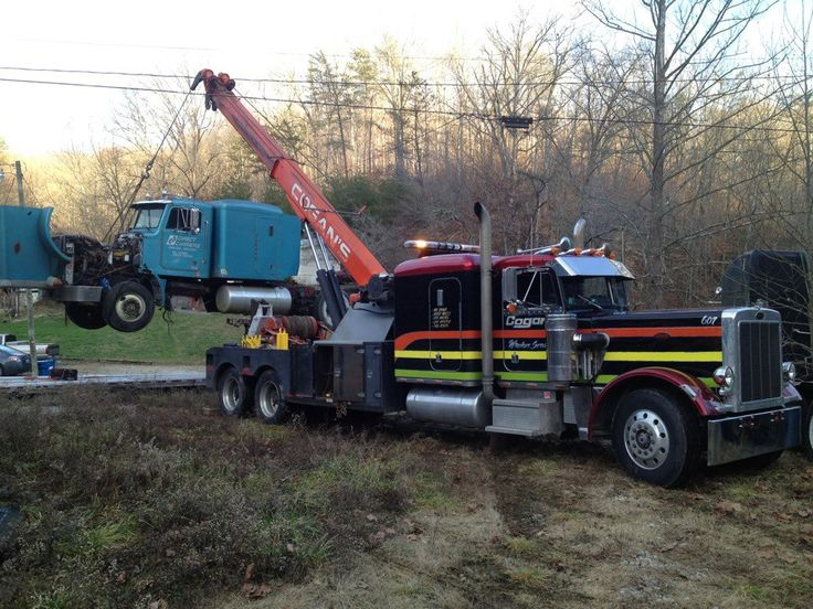 1000+ images about Cool Tow Trucks on Pinterest | Tow truck, Volvo and Peterbilt