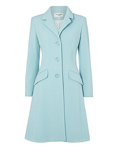 Helene Berman Wool-rich Coat | Gray & Osbourn